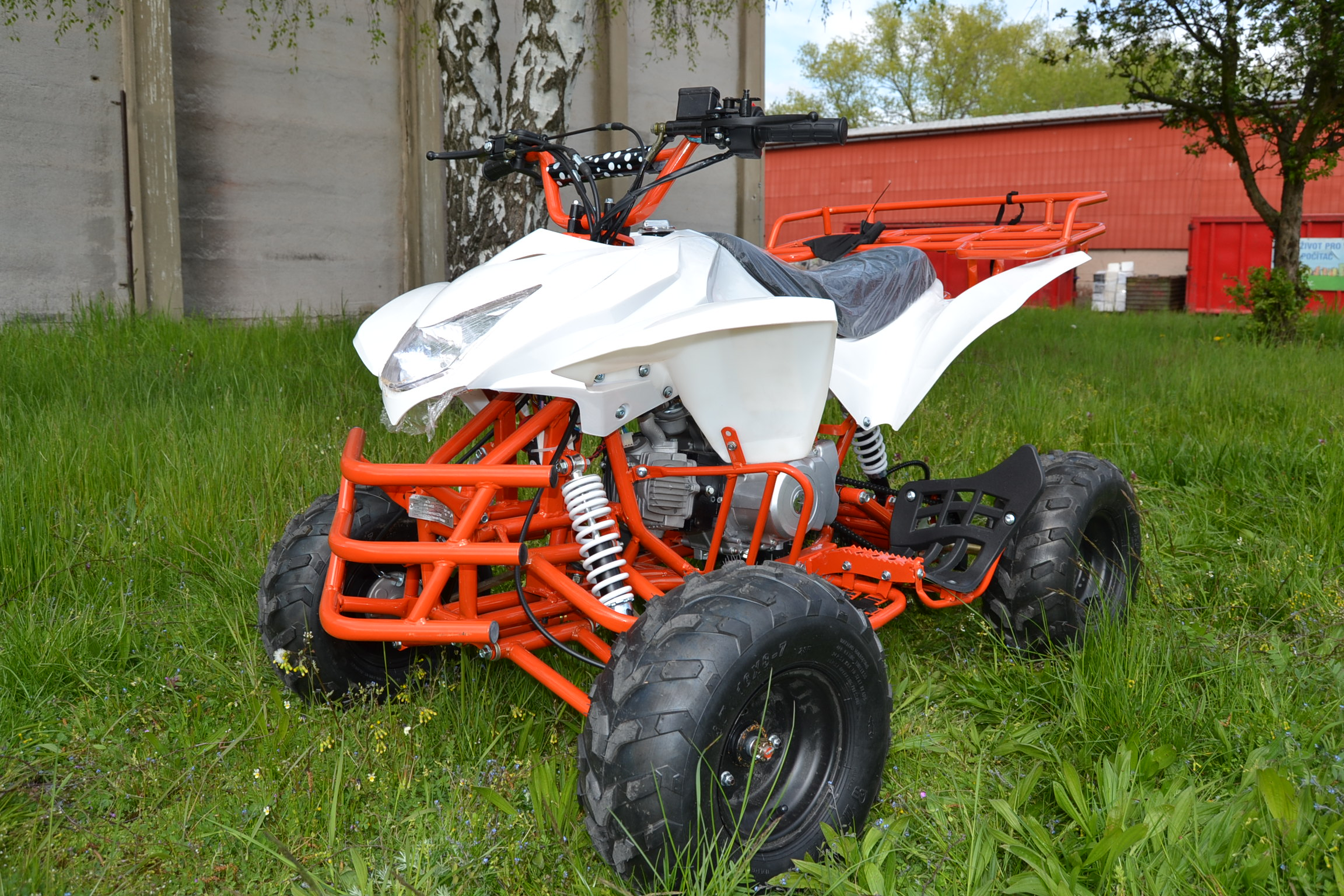 ATV Goliash 110ccm