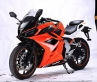 LevneMoto - TaroMoto Supersport 125 EFI