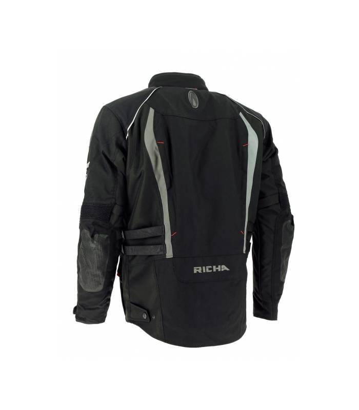 7d5bb1552bf Moto bunda Richa NAVARA-černá