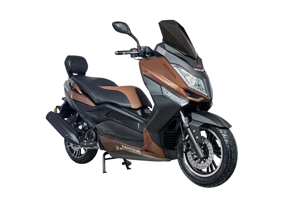 LevneMoto - Kentoya Maximus 125ccm