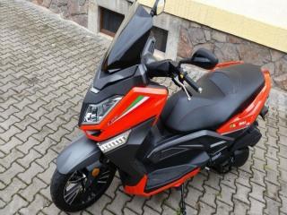 Capirelli  New Maximus 125