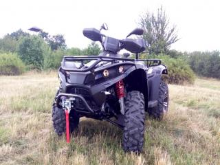 ATV Linhai 500 4x4