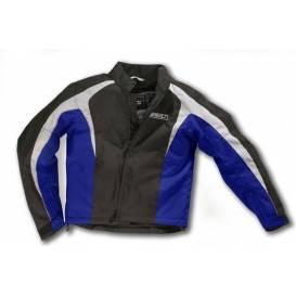 3c56a8c6e61 Moto bunda SQ Dragon - černo modrá