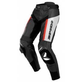 LevneMoto - Kalhoty RR PRO, SPIDI - Itálie (černé/bílé/červené)