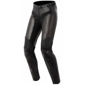 LevneMoto - Kalhoty VIKA, ALPINESTARS - Itálie, dámské (černé)