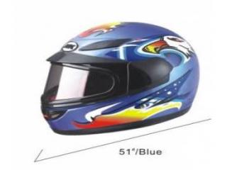 Moto přilba Sunway Kids Integral S1 Blue