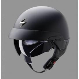Moto přilba Scorpion EXO 100 -černá matná b70b6d20e3