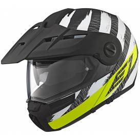 LevneMoto - Moto přilba Schuberth E1 Hunter - žlutá