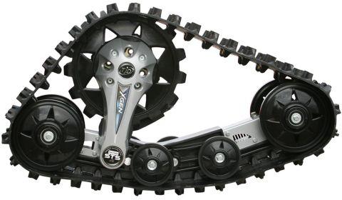 LevneMoto - TJD XGEN III TRACK 98´´ (incl. adapters)
