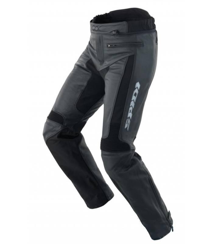 LevneMoto - ZKRÁCENÉ kalhoty TEKER, SPIDI - Itálie (černé)