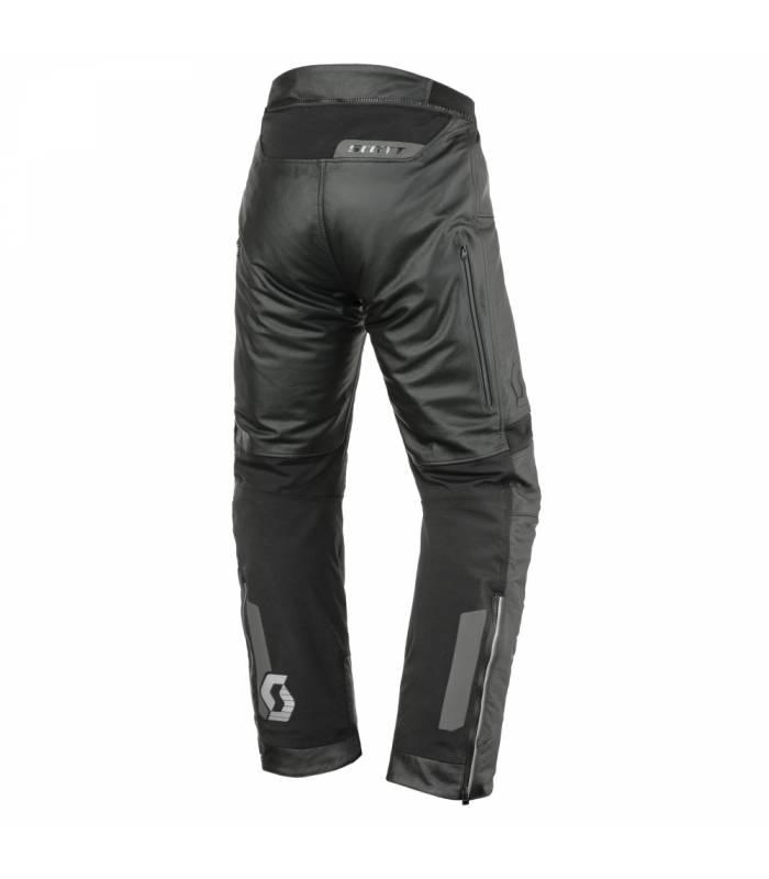 LevneMoto - Kožené moto kalhoty Scott Tourance Leather DP