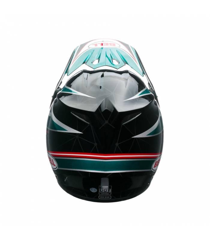 ... LevneMoto - Motokrosová přilba BELL MX-9 Airtrix Paradise ... d744f46fb2