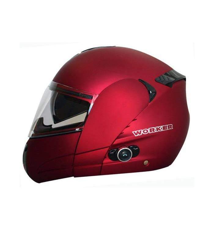 ... LevneMoto - Moto přilba WORKER V210 Bluetooth + Interkom ... d44ba5579a