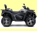 LevneMoto - Čtyřkolka Journeyman Gladiator X8 V-twin DeLuxe EPS FACELIFT