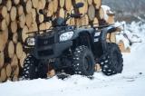 LevneMoto - Čtyřkolka Goes 520 4x4 Forest Black